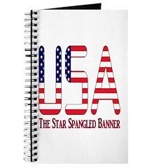 USA United States Of America Journal