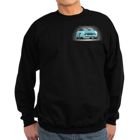 2002 03 04 05 T Bird Blue Sweatshirt (dark)