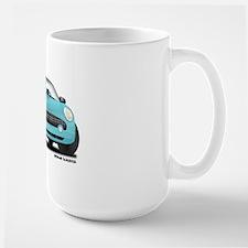 2002 03 04 05 T Bird Blue Large Mug