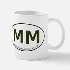 Mount Mitchell, NC Mug