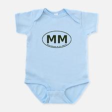 Mount Mitchell, NC Infant Bodysuit