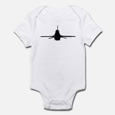 Viper - Black Infant Bodysuit