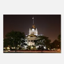 Courthouse Postcards (Package of 8)