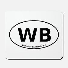 Wrightsville Beach Mousepad