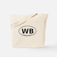 Wrightsville Beach Tote Bag