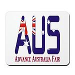 AUS Australia Mousepad