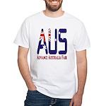 AUS Australia White T-Shirt