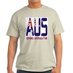AUS Australia Ash Grey T-Shirt