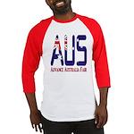 AUS Australia Baseball Jersey