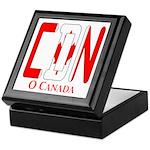 CDN Canada Keepsake Box