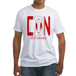 CDN Canada Fitted T-Shirt