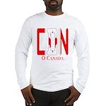 CDN Canada Long Sleeve T-Shirt