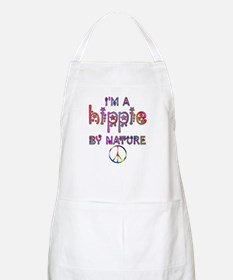 Hippie By Nature Retro BBQ Apron