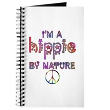 Hippie By Nature Retro Journal
