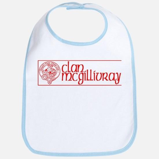 Clan McGillivray Bib