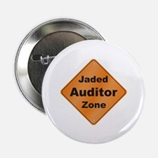 """Jaded Auditor 2.25"""" Button (10 pack)"""