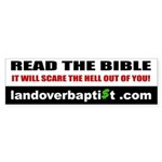 Read the Bible!