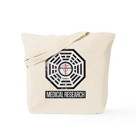 Staff Station Dharma Tote Bag