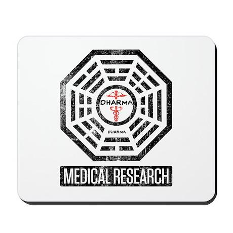 Staff Station Dharma Mousepad