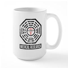 Staff Station Dharma Large Mug