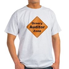 Ornery Auditor T-Shirt