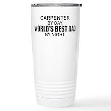 World's Best Dad - Carpente Travel Mug