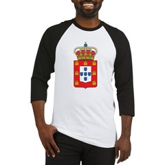 Portugal Coat Of Arms 1830 Baseball Jersey