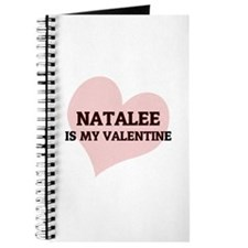 Natalee Is My Valentine Journal
