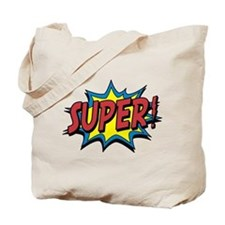 Unique Lightning comics Tote Bag