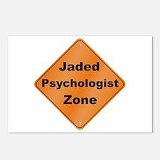 Jaded Psychologist Postcards (Package of 8)