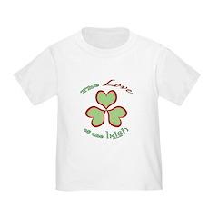 Love of the Irish T