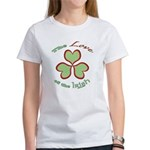 Love of the Irish Women's T-Shirt