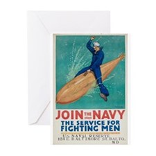 Join the Navy Greeting Cards (Pk of 20)