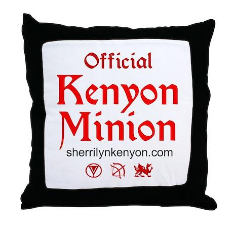 Kenyon Minion Throw Pillow