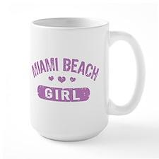Miami Beach Girl Mug