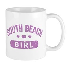 South Beach Girl Mug