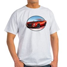 Red 70s Camaro T-Shirt