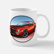 Red 70s Camaro Mug