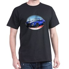 Blue 70s Camaro T-Shirt