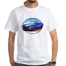 Blue 70s Camaro Shirt