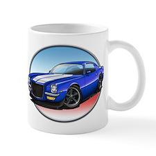 Blue 70s Camaro Mug