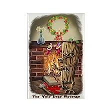 The Yule Logs Revenge Style I Rectangle Magnet (10