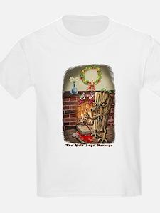 The Yule Logs Revenge Style I T-Shirt