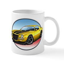 Yellow 70s Camaro Mug