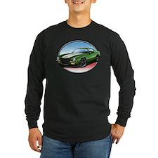 Green 70s Camaro T