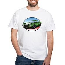 Green 70s Camaro Shirt