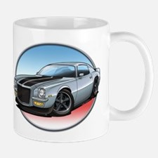 Silver 70s Camaro Mug