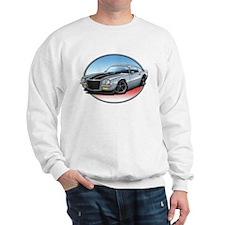 Silver 70s Camaro Sweatshirt