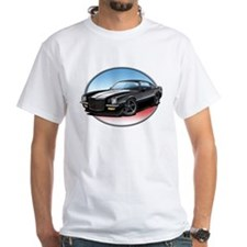 Black 70s Camaro Shirt