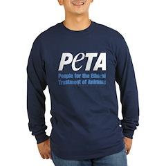 PETA Logo T